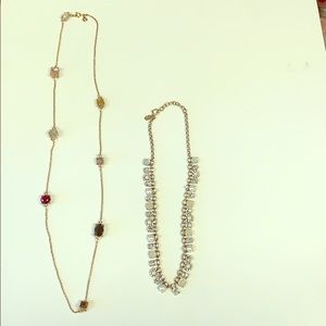 LOFT Necklaces - lot of 2